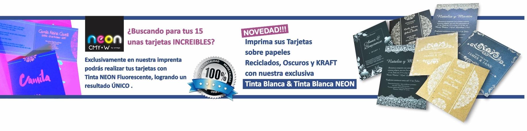 Imprenta Omega Industrias Gráficas Tarjetas De